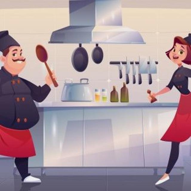Kitchen Team Leader