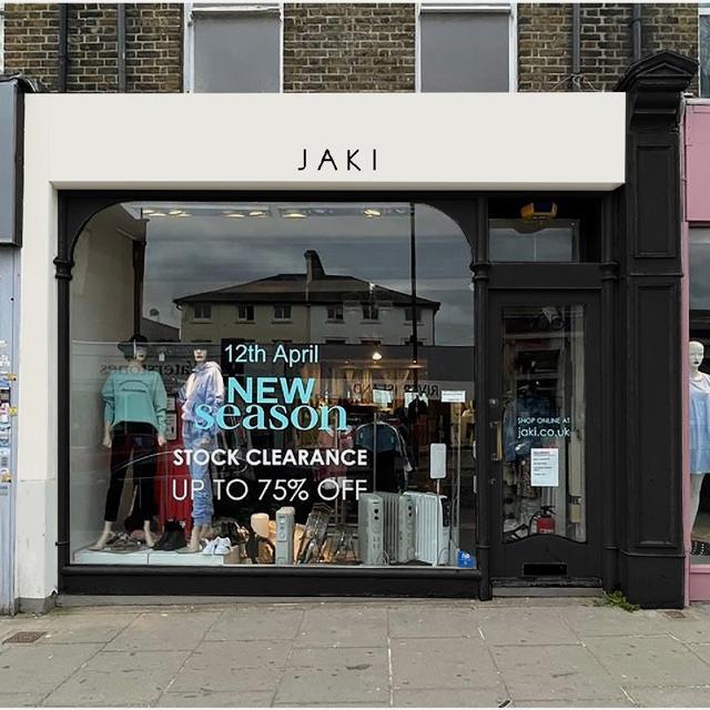 Sales Assistant - Women's Fashion