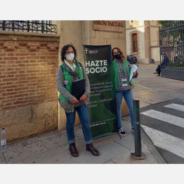 Captador/a Socios ONG