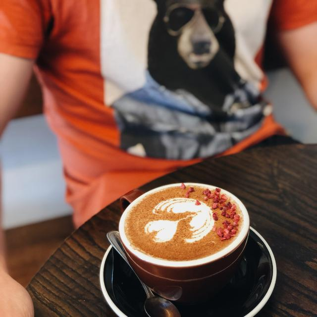 Full time Barista £10.5- £11 p/h ( Excellent package )