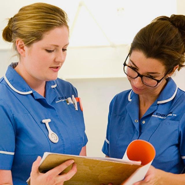 Nurse Assistant(trainee)/Senior healthcare assistant