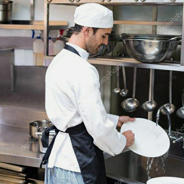 Limpia platos