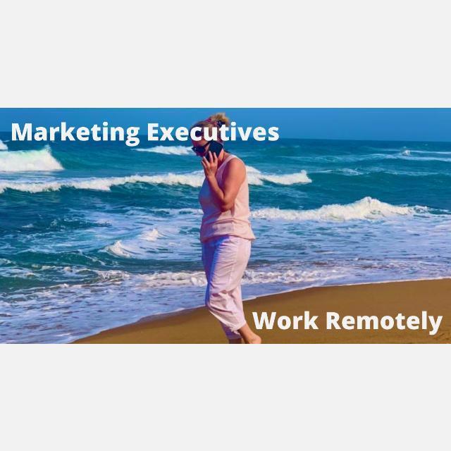 Marketing Executive - Remote Work