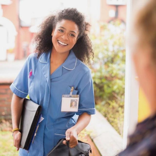 HEALTHCARE ASSISTANT -comunity care