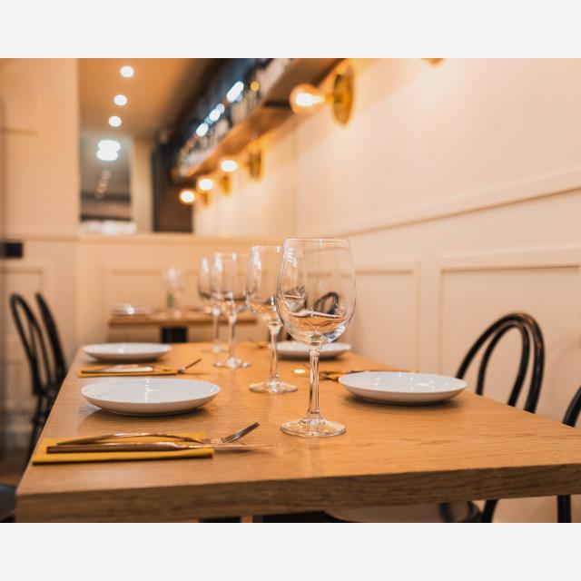 Cocinero para restaurante gastronómico