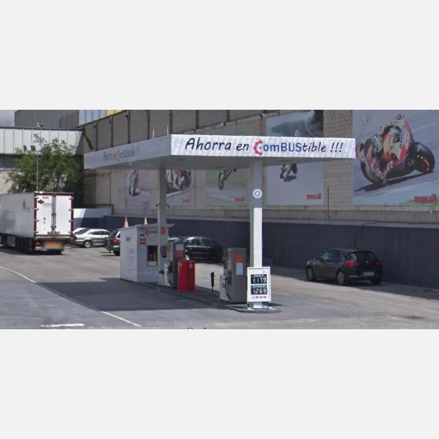 Expendedor/a Gasolinera (Vallecas) Con discapacidad