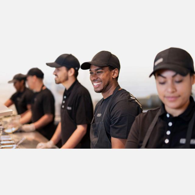Restaurant Team Member (Monday to Friday Only!!)