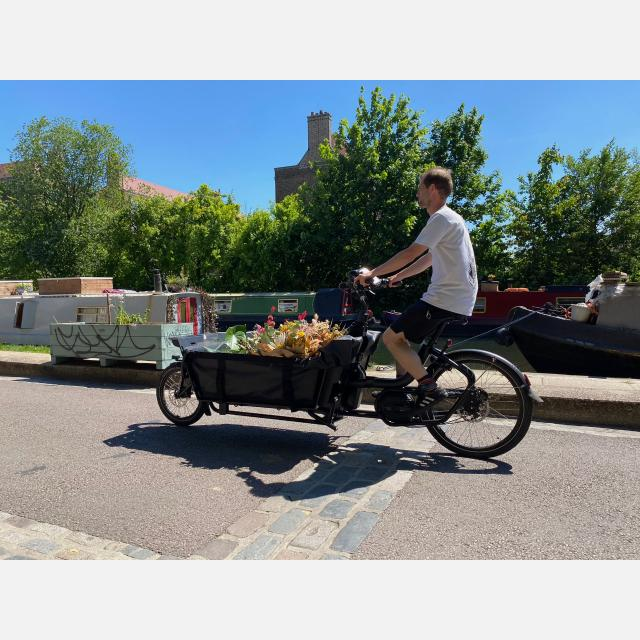 Delivery Rider (Electric Cargo Bike)