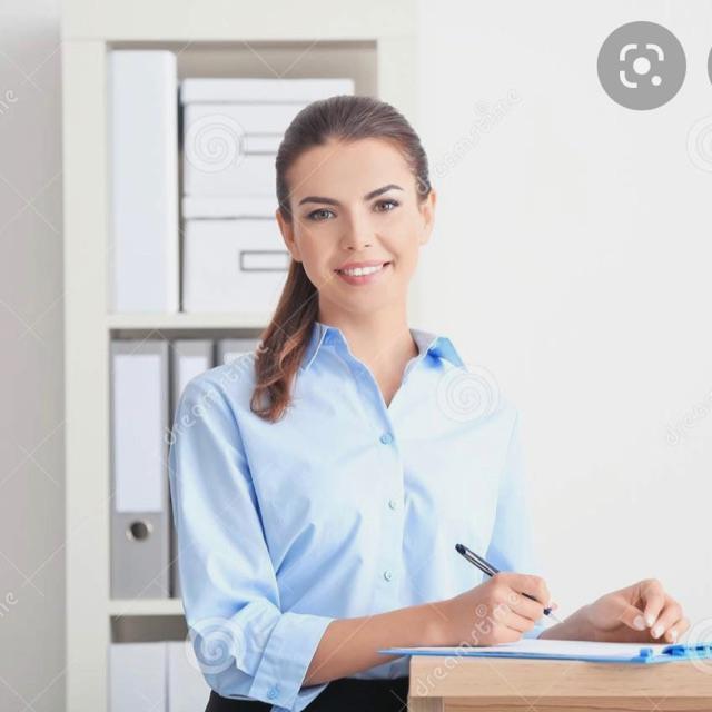 recepcionistas y personal assistant PA ( ingles perfecto)