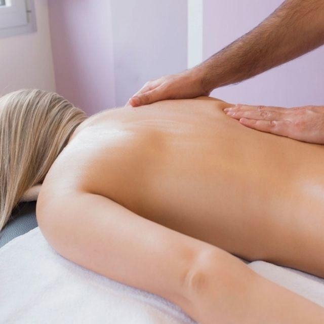 Massage preparation model