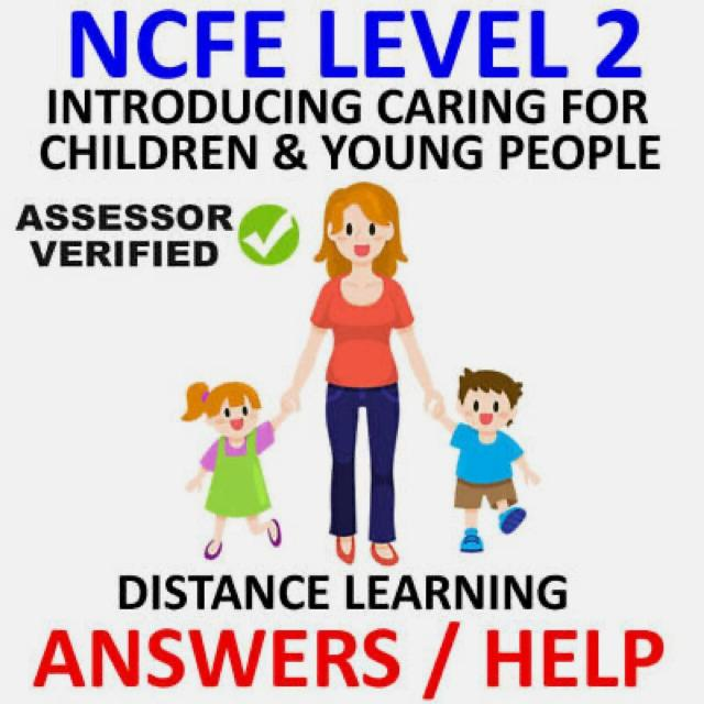 FREE Course in Caring for Children and Young People