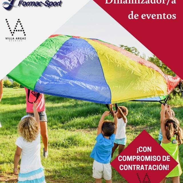 DINAMIZADORES/AS DE EVENTOS