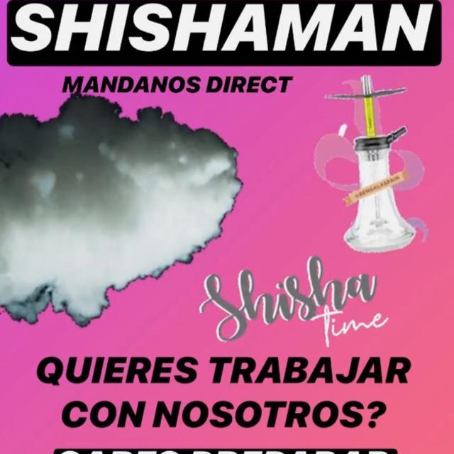 SHISHA-MAN