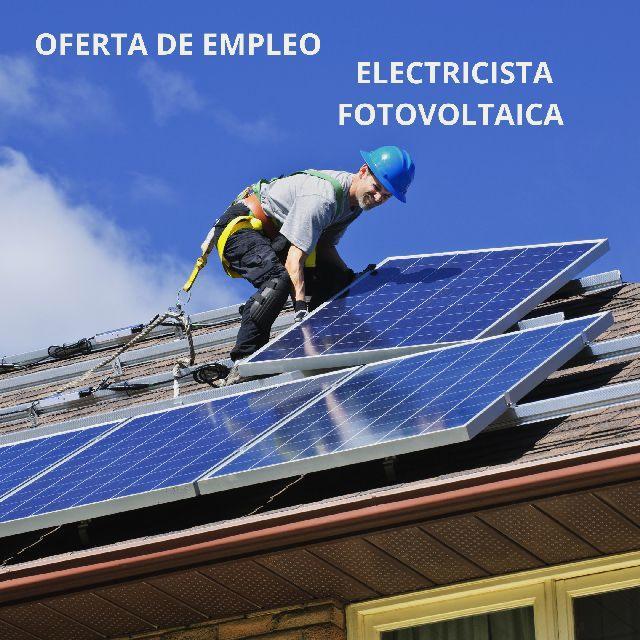 Electricista FOTOVOLTAICA