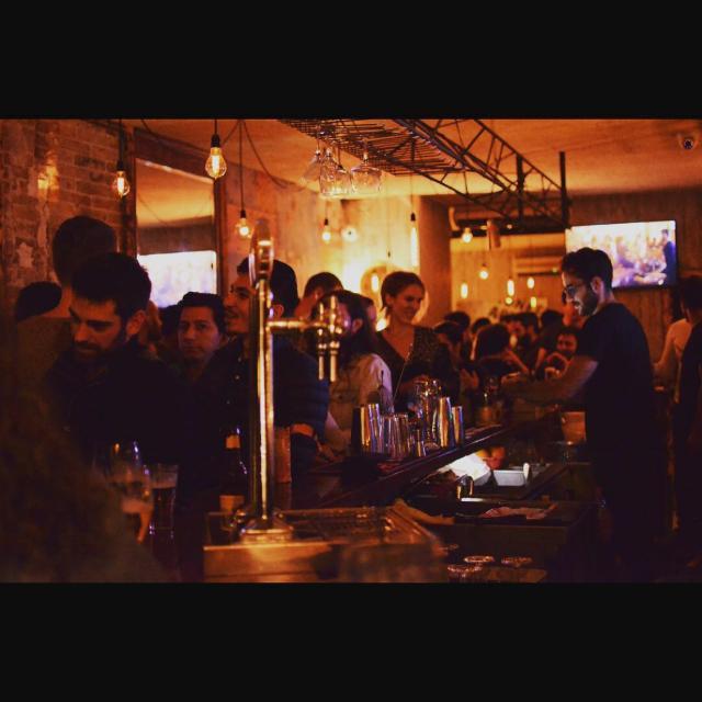 Coctelero/a Bartender