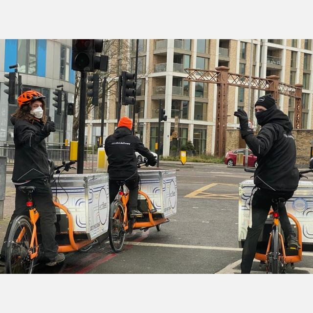 Bicycle Courier