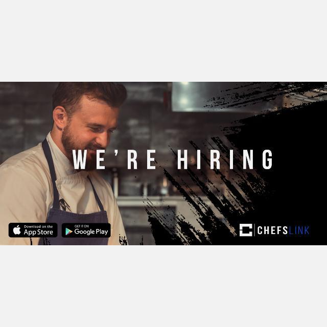Head Chef / Sous Chef / Chef de Partie / Pastry Chef de Partie /