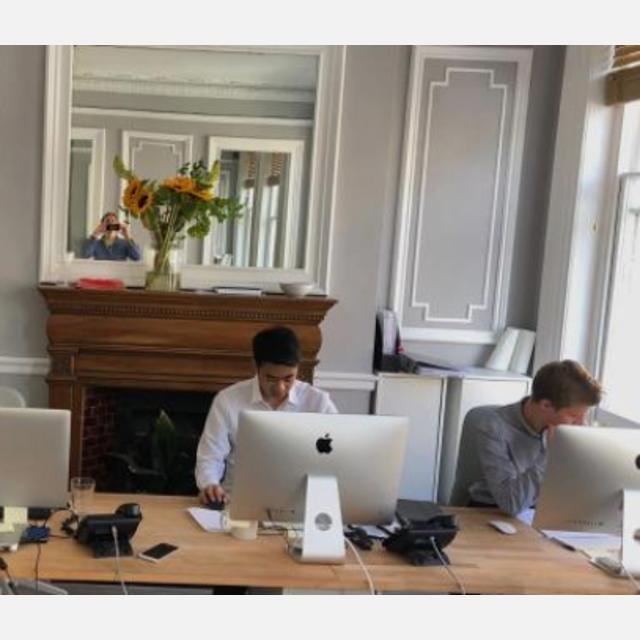 Maintenance & Receptionist