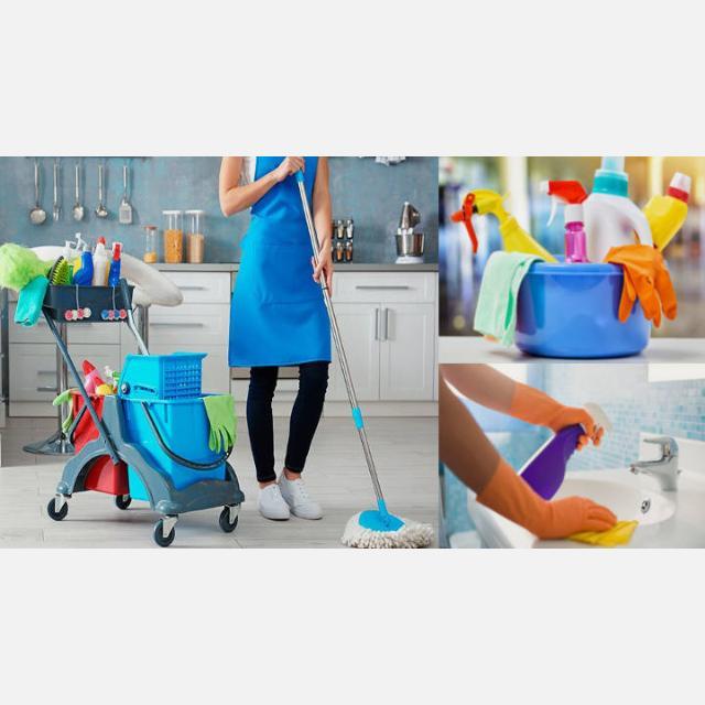 Operario/a de limpieza con certificado de discapacidad