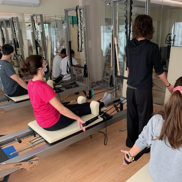 Profesor/a de Pilates