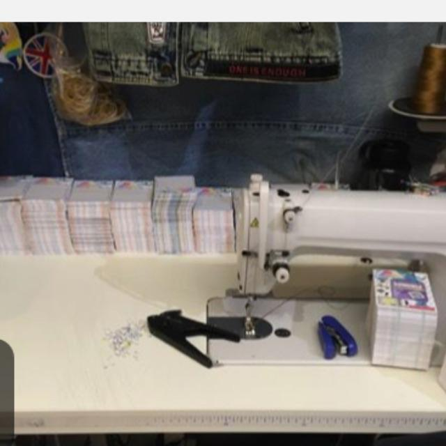 Sales Assistant with sewing skills