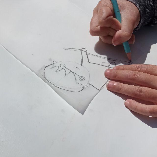 monitor/a extraescolar de dibujo artístico