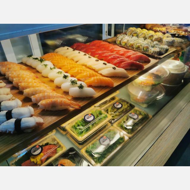 Ayudante de Sushi Chef 20h/semanales