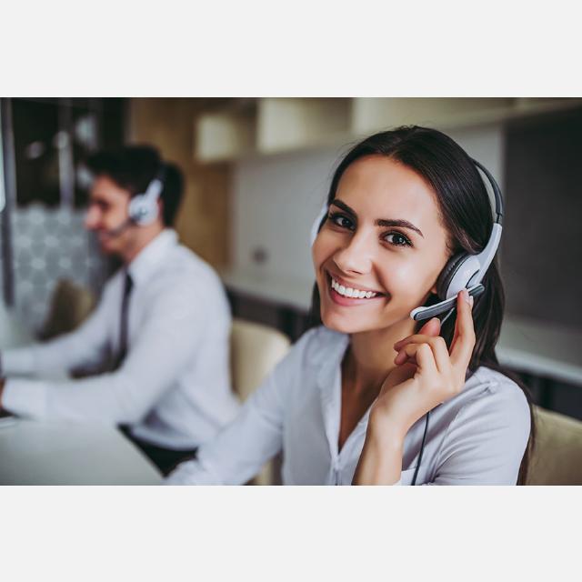 Atención al Cliente Telefónica / Personalizada