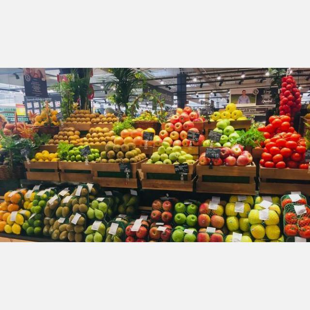 Comercial   sector frutas