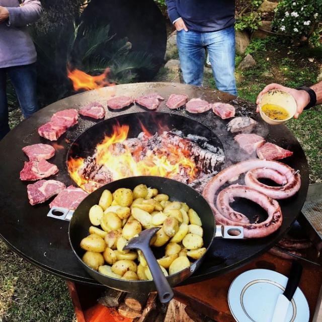 Cocinero de BBQ