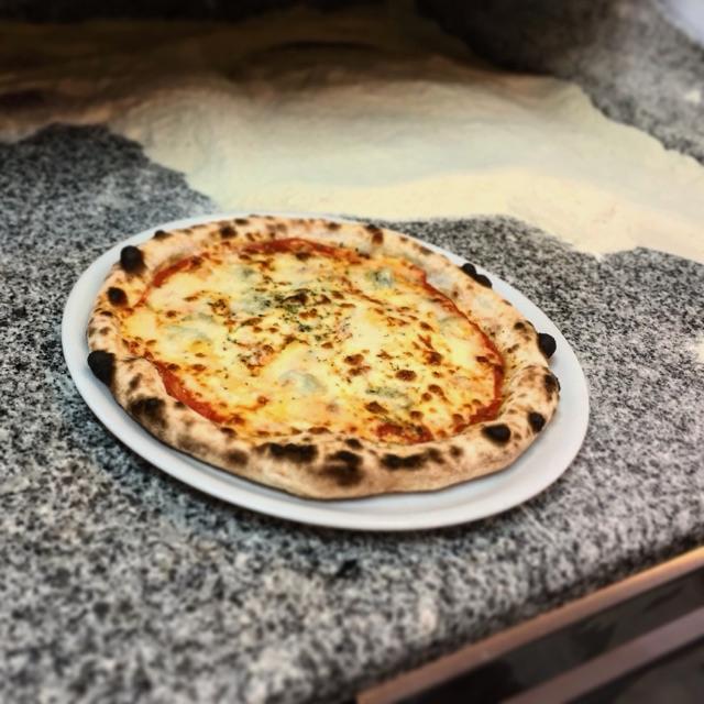 Pizzerò estilo italiano