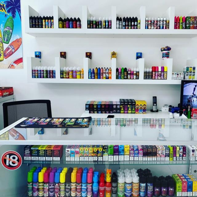 Vape Shop Assistant