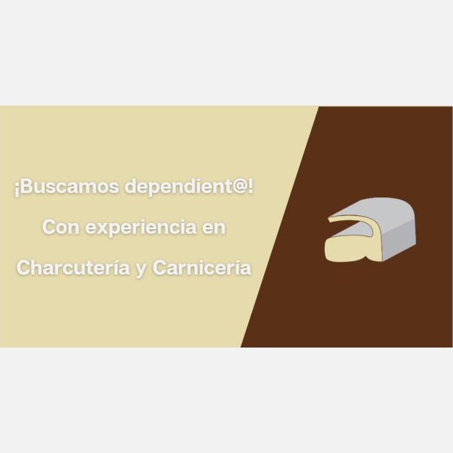 Camarero/a y Dependiente/a