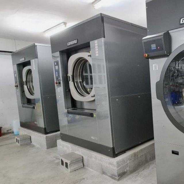 Operario de lavanderia/tintoreria