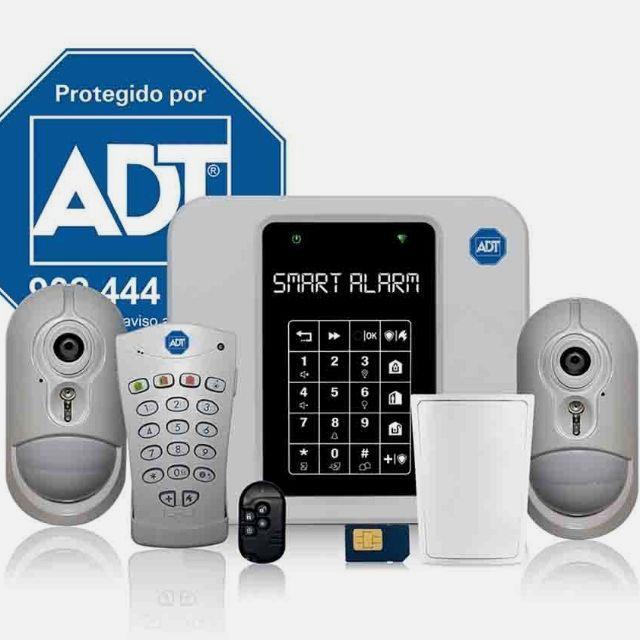 Comercial Alarmas ADT. Autónomo con ingresos garantizados.