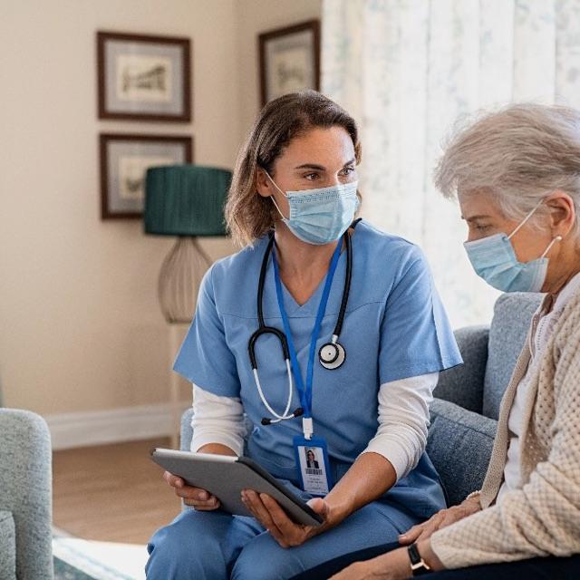 Care Assistant / Carer in Nursing Home