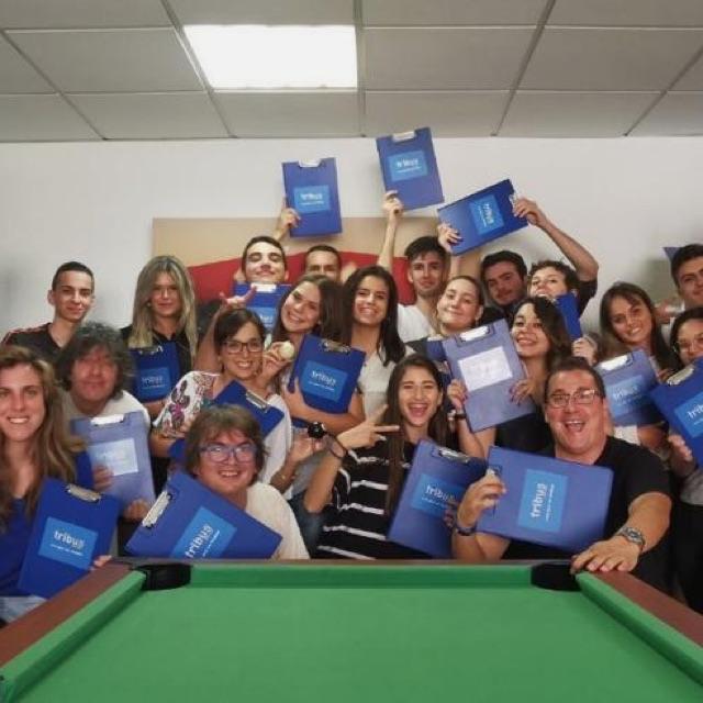 Promotor ONG! 600-1200€ 1/2 jornada!!
