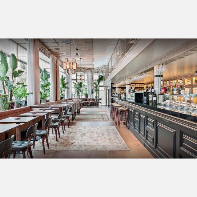 Personal para terraza, bar y restaurante.