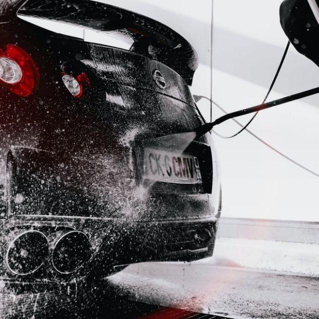 Car Wash Assistant