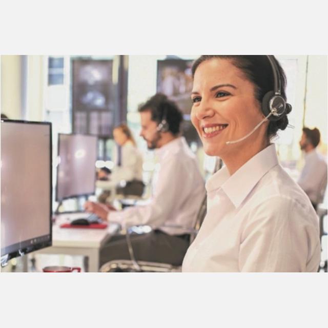 Comercial telefónico Fijo + Variable