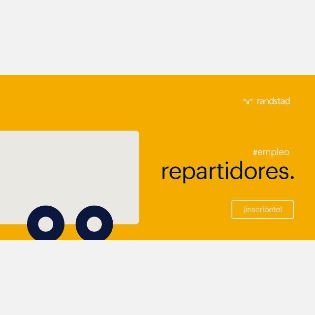 REPARTIDOR MADRID FURGONETA / COCHE