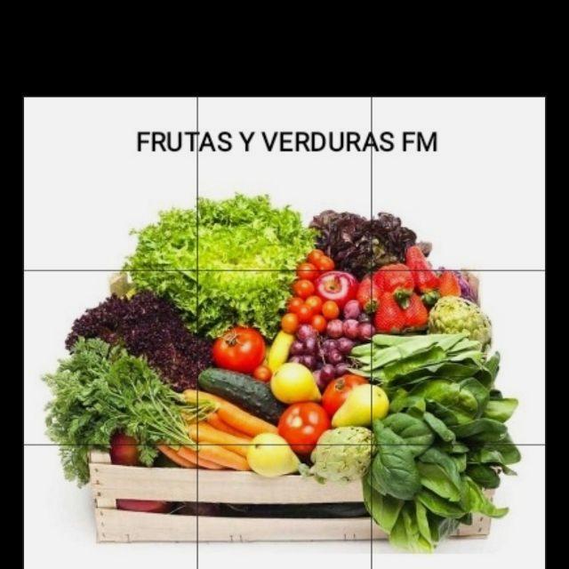Vendedor y repartidor de frutas y verduras a domicilio