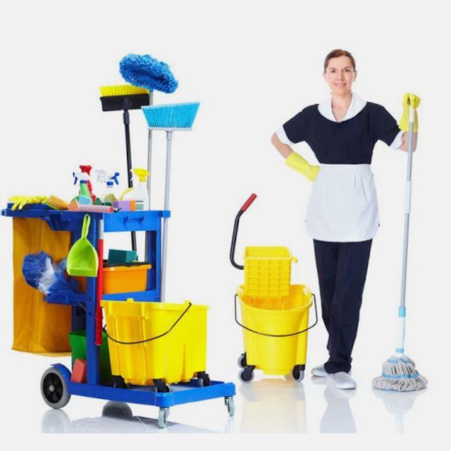 personal de limpieza autonomo
