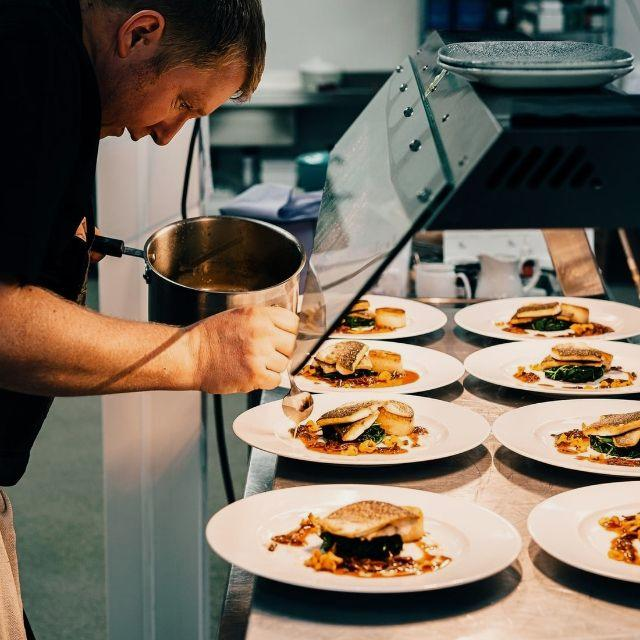 Chef De Partie Monday to Friday