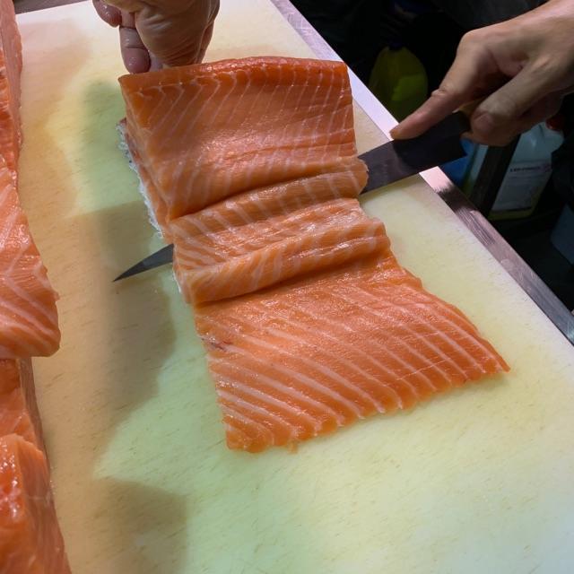 Cocinero/ sushiman