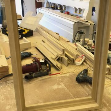 Wood Machinist
