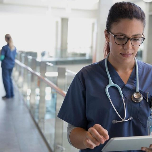 Staff Nurse with NMC PIN number- Liverpool