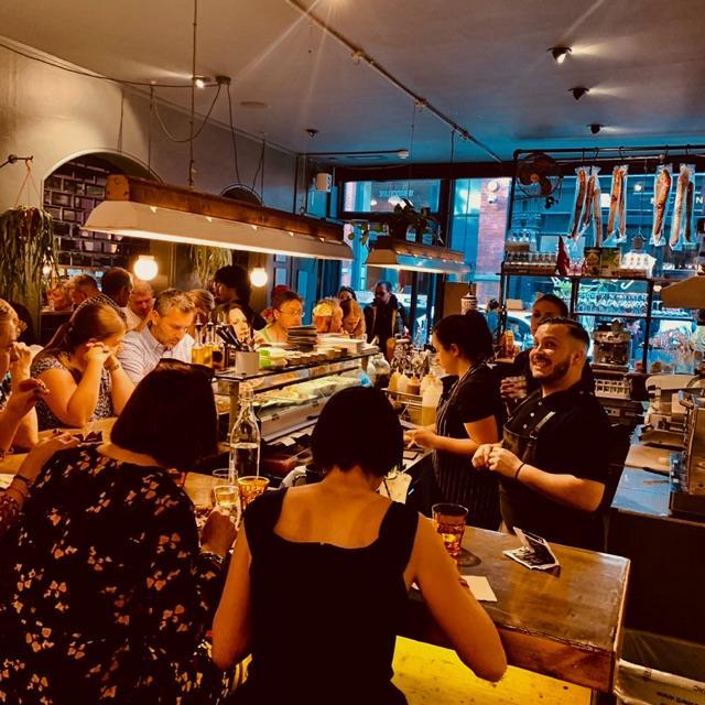 Chef for Tapas Bar (Covent Garden)